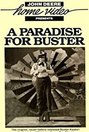 Paradise for Buster Poster