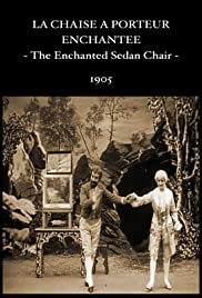 The Enchanted Sedan Chair Poster