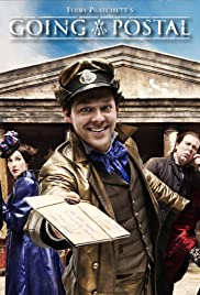 Going Postal Poster - TV Show Forum, Cast, Reviews