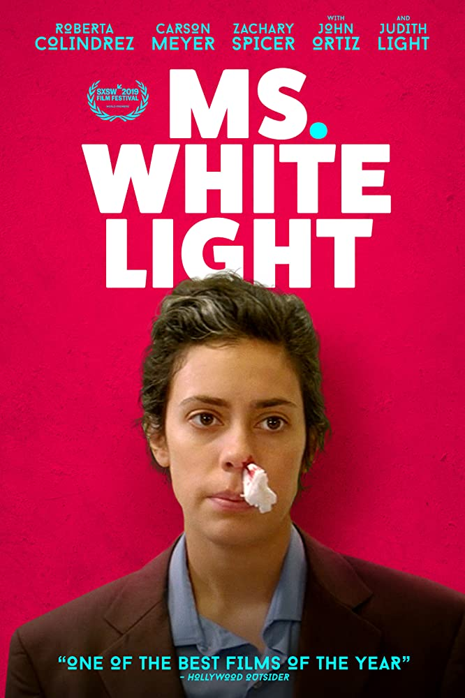 Download nMs. White Light 2020 English 480p HDRip 300MB