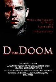 D for Doom Poster