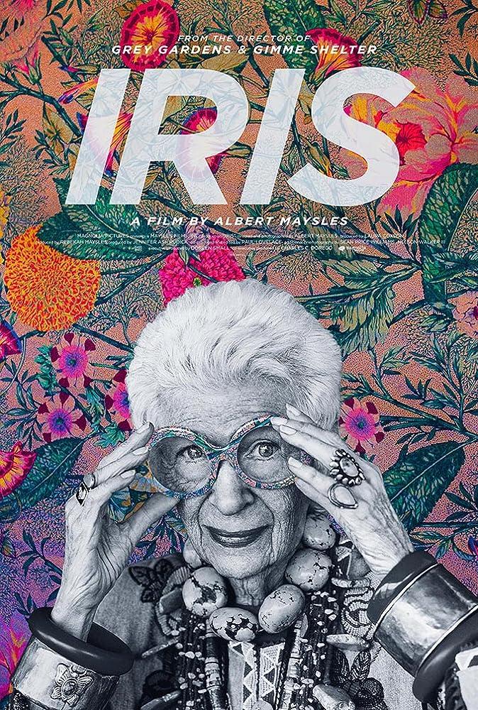 Iris Apfel in Iris (2014)