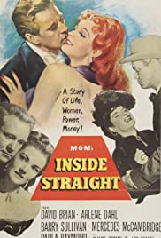Inside Straight Poster
