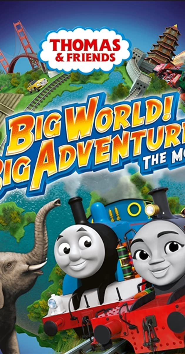 Thomas & Friends: Big World! Big Adventures! The Movie (2018) - IMDb