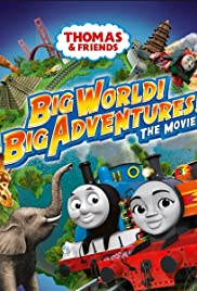 Spiksplinternieuw Thomas & Friends: Big World! Big Adventures! The Movie (2018) - IMDb IA-25