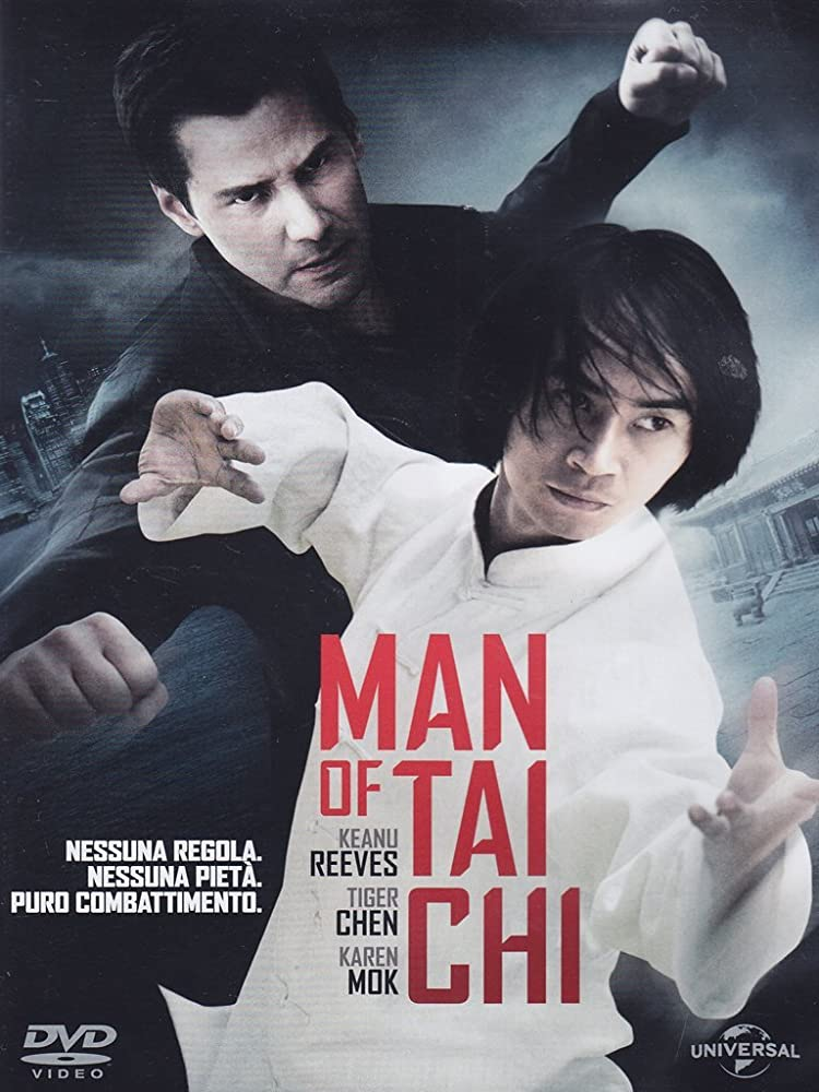 Man Of Tai Chi (2014) BluRay [Hindi – English] x264 AAC ESUB