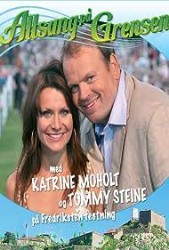 Tommy Steine and Katrine Moholt in Allsang på Grensen (2007)