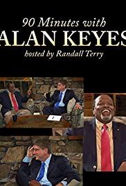 90 Minutes with Alan Keyes Poster