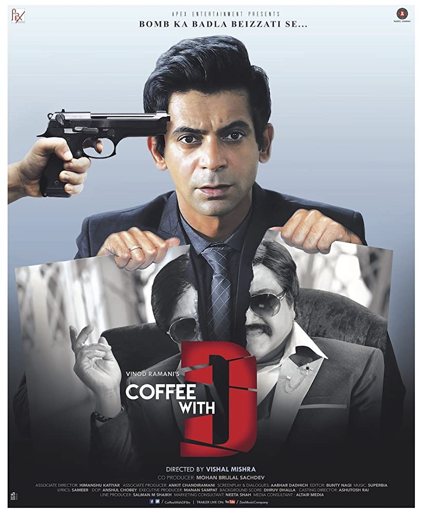 Coffee with D (2017) Hindi 350MB | 1.2GB HDRip 480p | 720p x264 ESubs