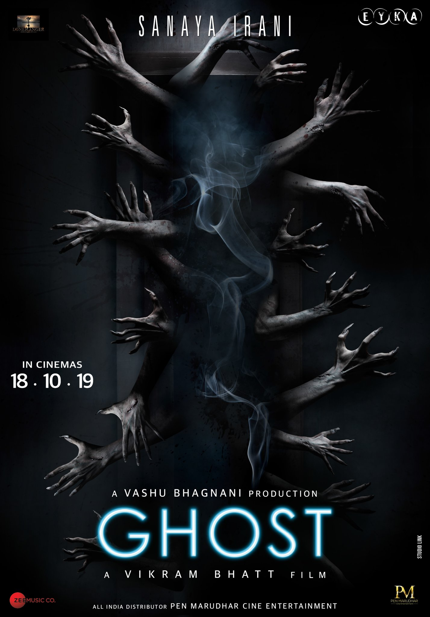 Ghost (2019) Hindi WEB-DL - 480P | 720P - x264 - 400MB | 1GB - Download & Watch Online  Movie Poster - mlsbd