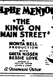 The King on Main Street Poster