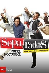 Fernando Larraín, Rodrigo Muñoz, Álvaro Rudolphy, Jorge Zabaleta, and Andrés Velasco in Separados (2012)