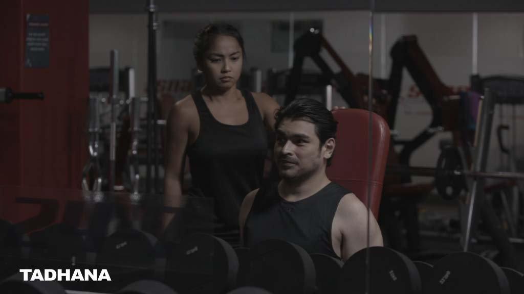 Eric Fructuoso and Rochelle Pangilinan in Tadhana (2017)