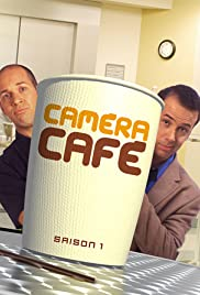 Caméra café Poster