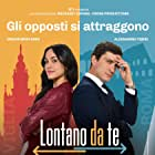 Alessandro Tiberi and Megan Montaner in Lejos de ti (2019)