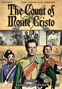 Download gratuito di smart movie movie The Count of Monte Cristo: The Sardinian Affair by Michael Cramoy [h.264] [hddvd] (1956)