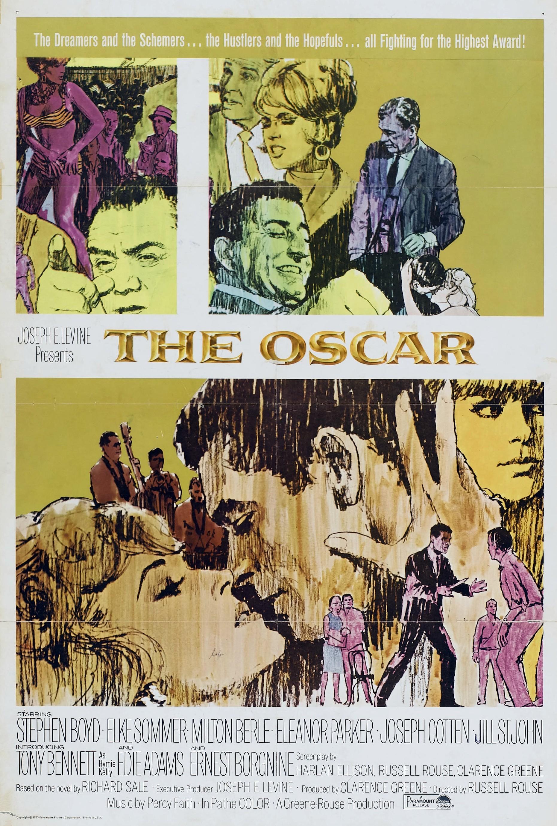 The Oscar (1966) - IMDb