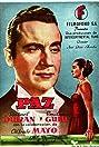 Paz (1949) Poster