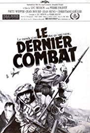 Le Dernier Combat (The Last Battle) Poster