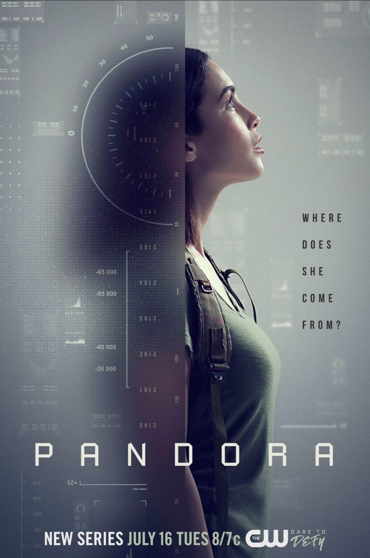 Pandora (1 Sezonas) online