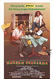 Modern Problems(1981) Poster - Movie Forum, Cast, Reviews