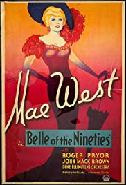 Belle of the Nineties(1934) Poster - Movie Forum, Cast, Reviews