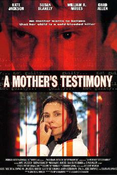 Where to stream A Mother's Testimony