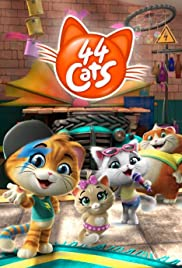 44 Cats Poster