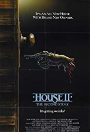 House II: The Second Story(1987) Poster - Movie Forum, Cast, Reviews