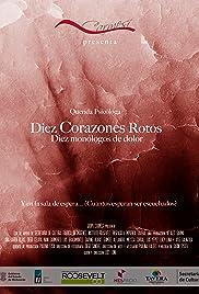 Diez Corazones Rotos Poster
