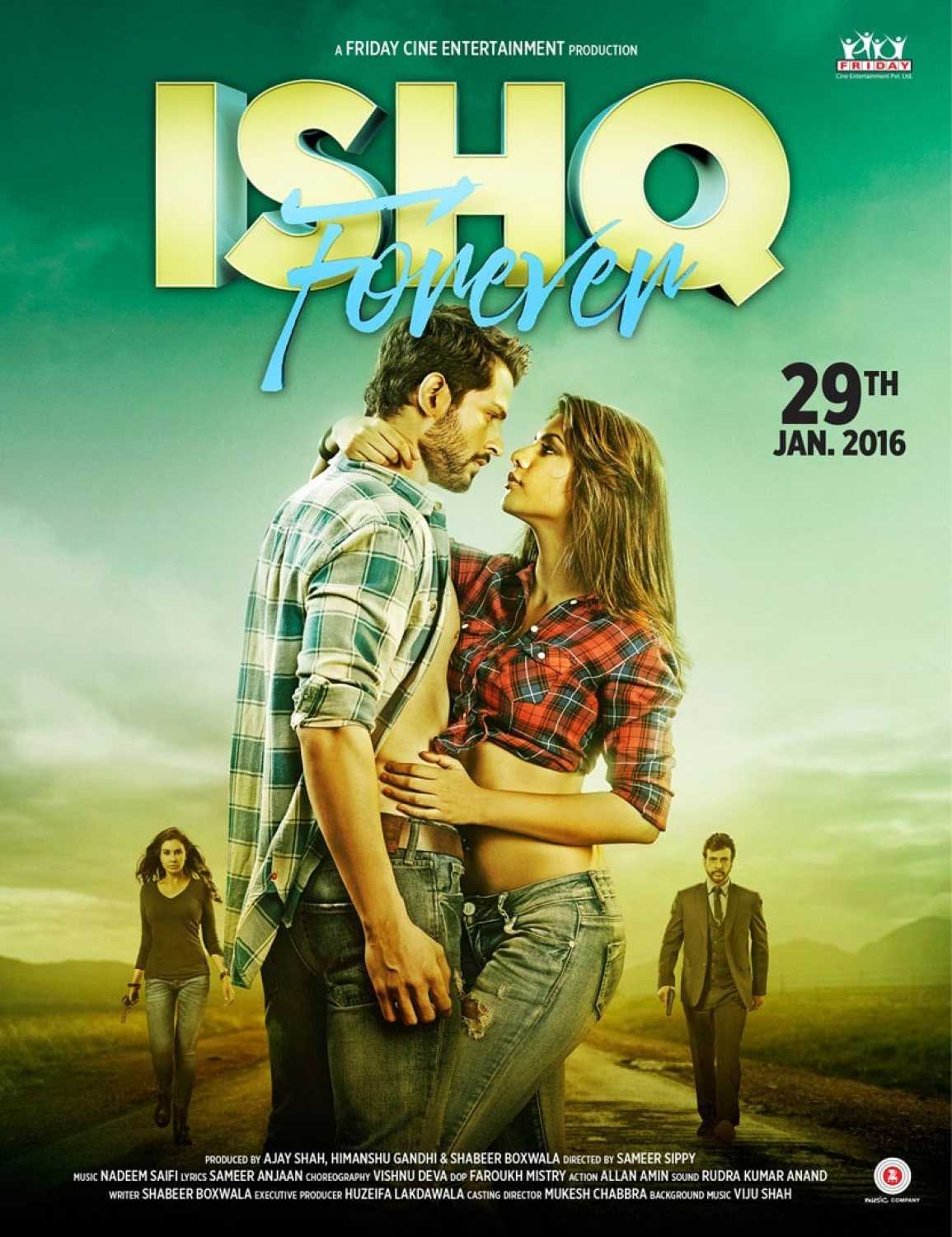 Ishq Forever Torrent Movie Download 2016