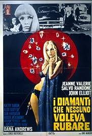 No Diamonds for Ursula Poster