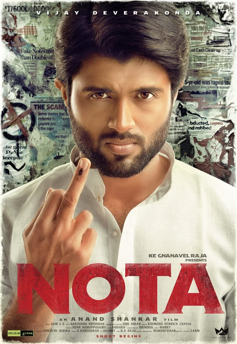Nota (2021) Hindi Dubbed HDRip 600MB Download