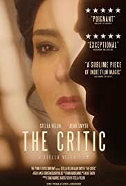 The Critic Poster