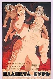 Planeta bur Poster