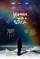 Human with a Stool