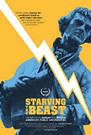 Starving the Beast Poster
