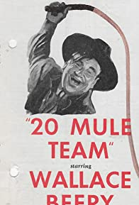 Primary photo for 20 Mule Team