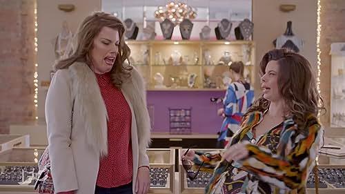 """Four women. Too much truth. Watch the """"Baroness Von Sketch Show"""" Season 4 Trailer."""