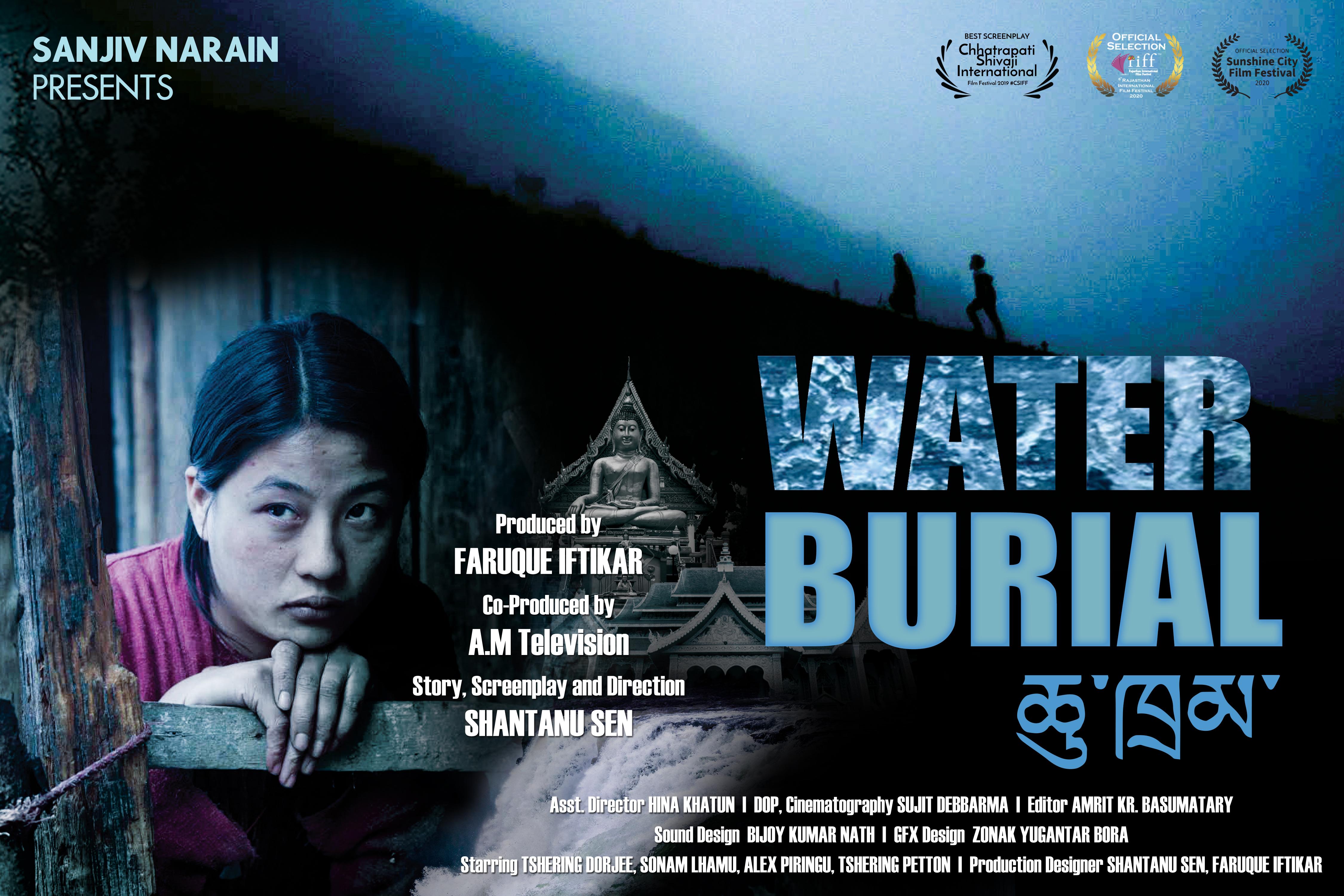 Water Burial (2019) - IMDb