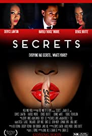 Secrets (2017) Poster - Movie Forum, Cast, Reviews