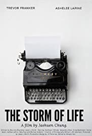 The Storm of Life Poster