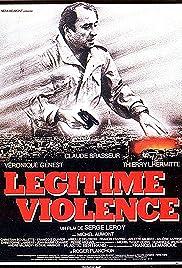 Légitime violence Poster