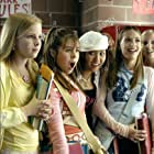 Brenda Song, Ryan Belleville, Amanda Shaw, Jennie Garland, and CiCi Hedgpeth in Stuck in the Suburbs (2004)