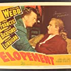 Anne Francis and William Lundigan in Elopement (1951)