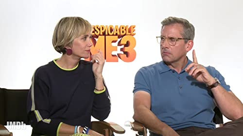 Kristen Wiig and Steve Carell's Tips for Raising Kids