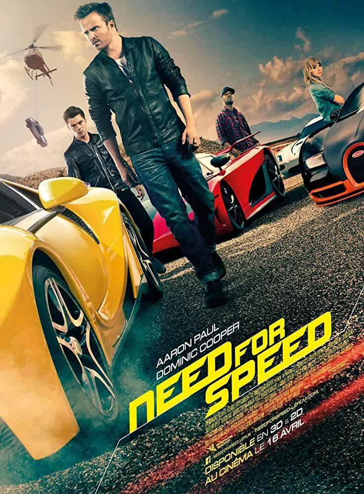 Need for Speed (2014) Hindi Dubbed