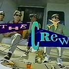 Kristin Bauer van Straten, David Burke, Charles Esten, and Rose Jackson in The Crew (1995)