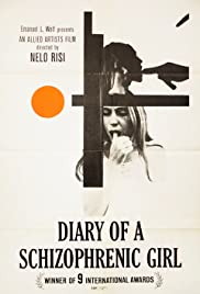 Diary of a Schizophrenic Girl Poster