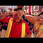 Varun Dhawan and Sara Ali Khan in Coolie No. 1 (2020)